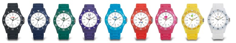 Trendy Watches customised with your company's logo