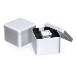 Elegante metalen box - kubus
