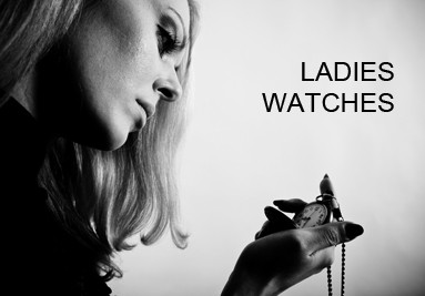 Ladies Watches personalized with your company's logo